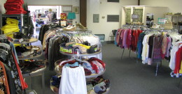 Thrift Store Fall Sale - This Saturday, October 8