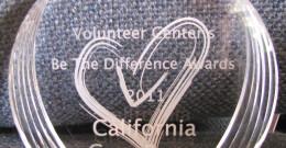 Grey Bears Honored by Volunteer Center