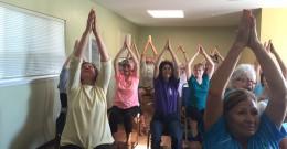 """Better Balance"" Chair Yoga Workshop"