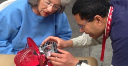 Repair Cafe saves 75 items