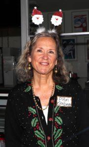 Board member Pam Goodman