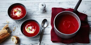 red soup