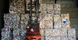 Recycled Paper's Climate Impact 100 Times Lower