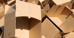 E-Commerce: Convenience and Cardboard