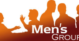 Men's group at Grey Bears