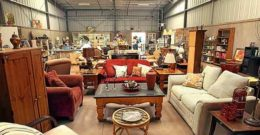 New thrift store building is open