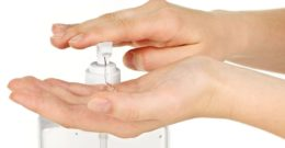 Make your own hand sanitizer